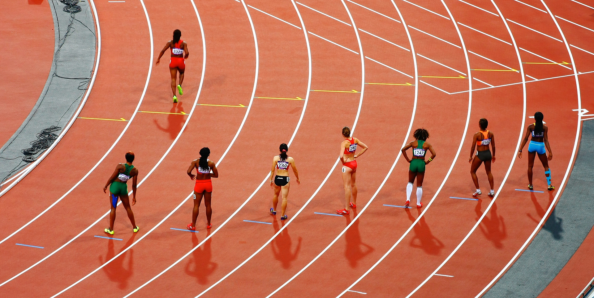Elämä on kuin maraton, sitä ei voiteta 100 m sprintillä kisan alkumetreillä